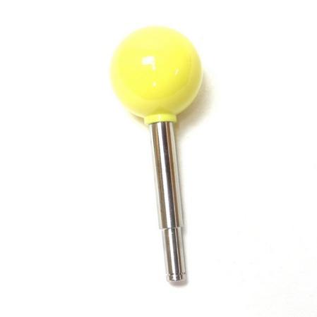 Williams Upright Yellow Joystick Ball Handle