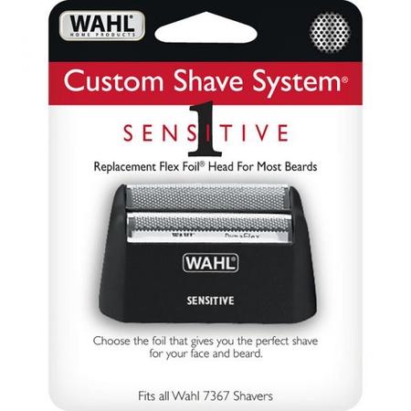 Wahl Sensitive Foil, Black