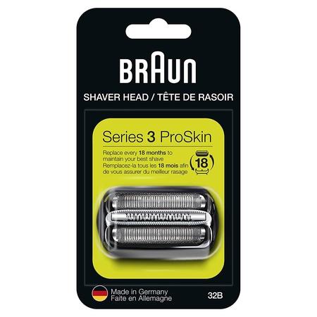 Braun 32B Foil & Cutter Cassette Black