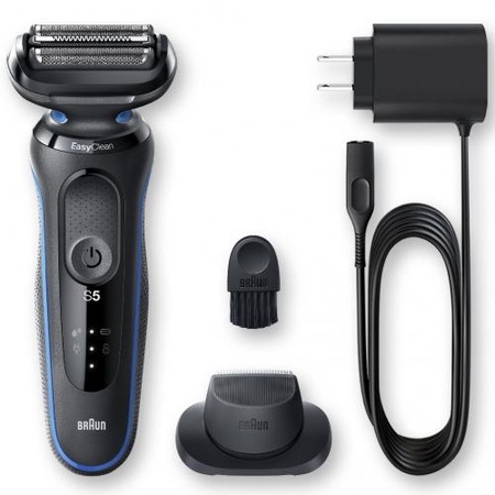 Braun 5018S Series 5 Wet & Dry Rechargeable Shaver