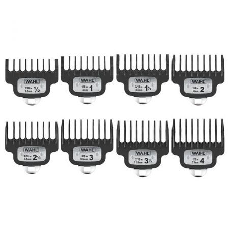 Wahl Premium Trimmer T-Blade Guide Comb Set
