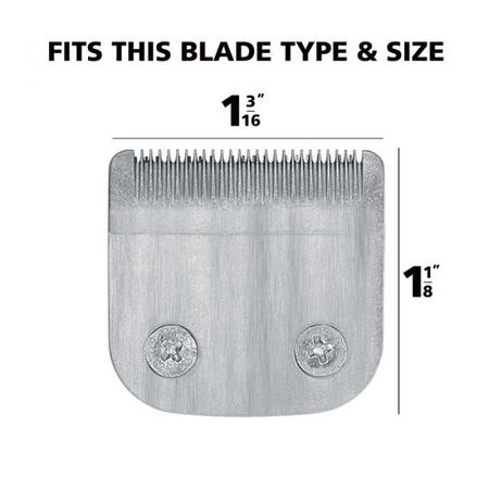 Wahl Premium Trimmer Guide Comb Set for Standard Blade