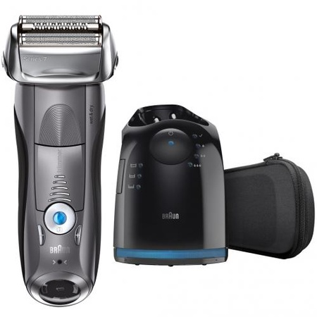 Braun 7865CC Series 7 Shaver Wet/Dry Clean & Charge