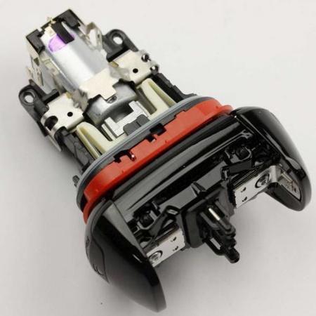 Braun Motor Drive Assembly Red/Black, Series 5 Type 5748