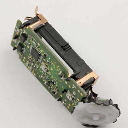 Braun PC Board 3 LED, Type 5697 Version 740s-6 W&D