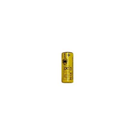 Battery Sanyo NiCad Single Cell, 4/5N, 1000Mah 1.2Volt