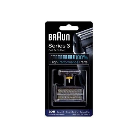 Braun 30B Foil & Cutter set, Syncro, Pro & Tri Control