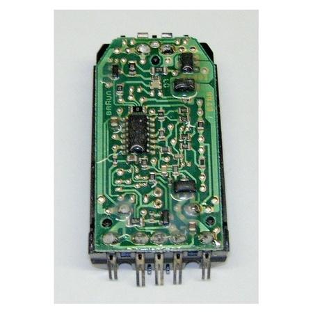 Braun Circuit Board, 5729, 5733