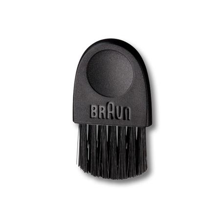 Braun Cleaning Brush Black