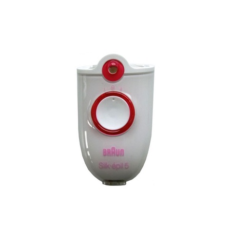 Braun Drive Unit White/Pink Silk Epil 5 Type 5340