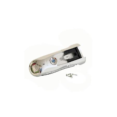 Braun Housing Silver, 3 LED, Pulsonic 5673