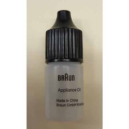 Braun Oil Bottle, Shaver Oil