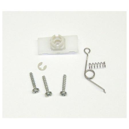 Braun Parts Set, Support, Spring, Cir Clip, 5733, 5729, 5730