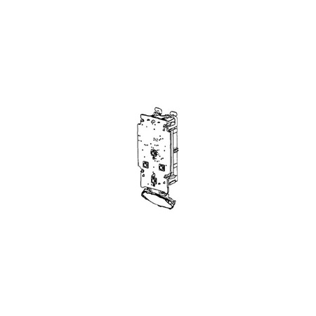 Braun PC Board, 5 LED, Type 5693