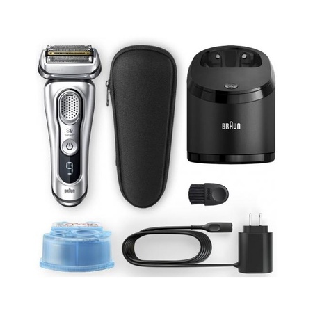 Braun Series 9-3, Clean & Charge Wet & Dry Type 5793