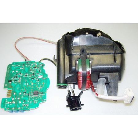Braun Tub W/PC Board for Pulsonic Cleaning Base 5675