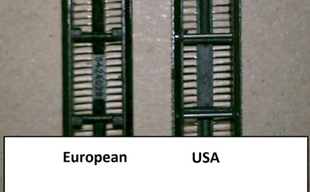 Braun 3000, 3500, 1000 Series Cutter USA Version