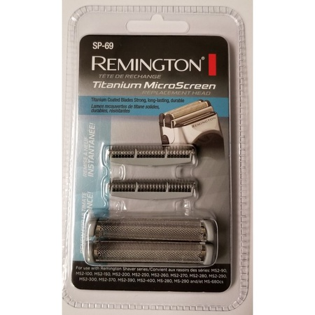 Remington MS2 Screen & Cutter Set