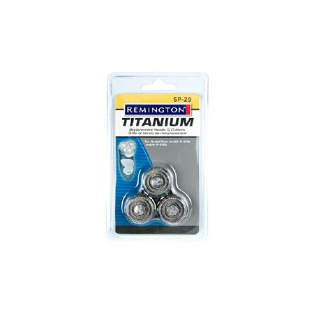 Remington Titanium Head & Blade Set, R450s, R650s