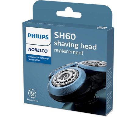 Norelco SH60/72 Head & Blade Set, 6000