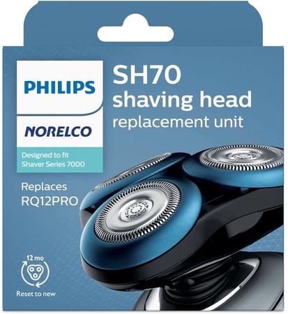 Norelco SH70/52 Head & Blade Set, 7000