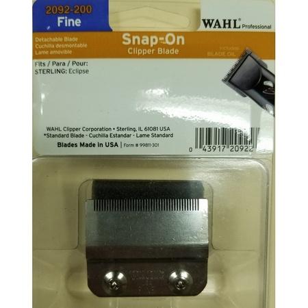 Wahl 2092-200 Hair Clipper Fine/Trim Blade Set, Detachable