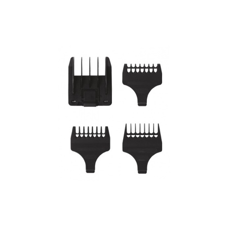 Wahl 4 Piece Guide Combs, 6 Position and #1,2,3 Beard Combs