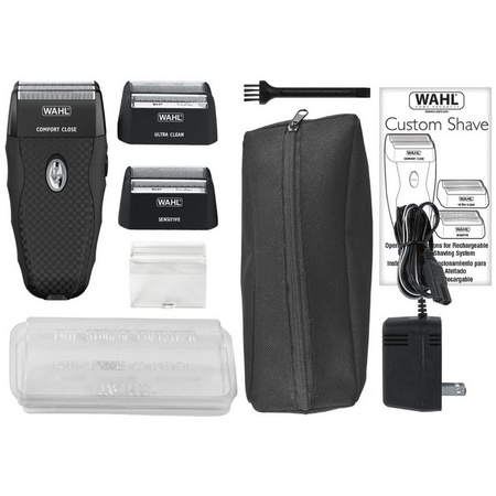 Wahl 7367-400 Custom Shave System Rechargeable